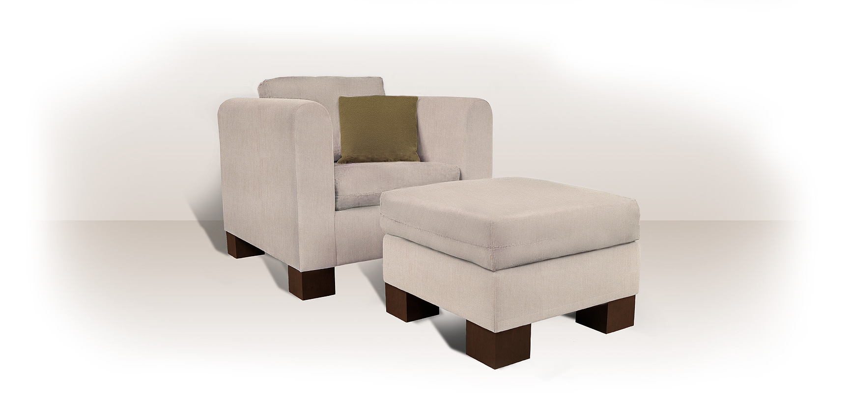 Suave Seating Is Available In Lounge Chairs, Ottomans, Sofas And Loveseats.  Suaveu0027s Sophisticated U201ctuxedou201d Style Is Enhanced By A Sublimely Comfortable  Back ...